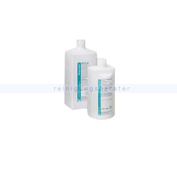 Lysoform Amosept Seife 1 L antibakterielle Seife Händedekontaminations-Seife, besonders hautfreundlich LB4778