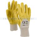 Arbeitshandschuhe Abena Schutzhandschuhe Amarillo gelb XL