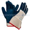 Arbeitshandschuhe Ansell Hycron® Nitril blau in XL