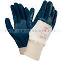 Arbeitshandschuhe Ansell Hylite® blau in XL