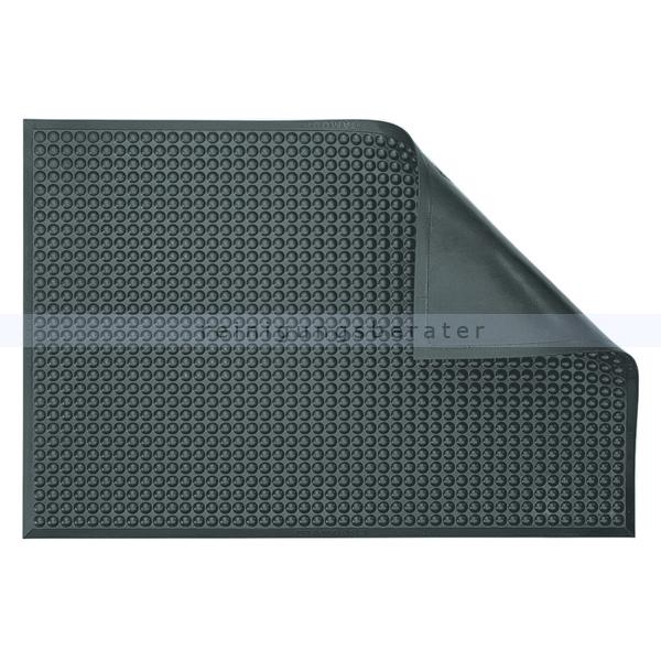 Ergomat Basic Bubble 60 x 90 cm Arbeitsplatzmatte ergonomische Arbeitsplatzmatte aus hochwertigem Material BB6090