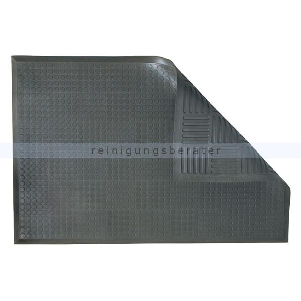 Ergomat Basic Smooth 60 x 90 cm Arbeitsplatzmatte ergonomische Arbeitsplatzmatte aus hochwertigem Material SB6090