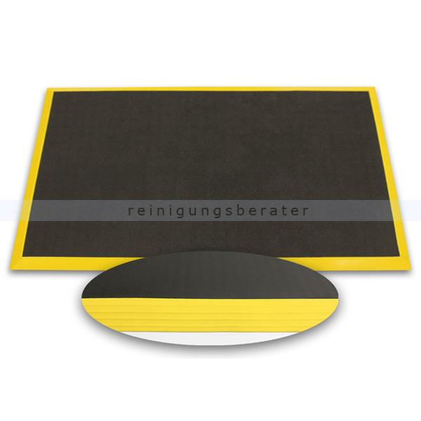 Ergomat Bubble Down AB 60 x 88 5 cm Arbeitsplatzmatte ergonomische Arbeitsplatzmatte aus hochwertigem Material BD6090-YB