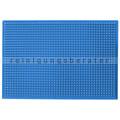 Arbeitsplatzmatte Ergomat Infinity Bubble blau 60x90 cm