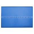Arbeitsplatzmatte Ergomat Infinity Smooth blau 60x90 cm