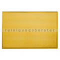 Arbeitsplatzmatte Ergomat Infinity Smooth gelb 60x90 cm