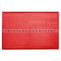 Arbeitsplatzmatte Ergomat Infinity Smooth rot 60x90 cm