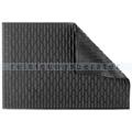 Arbeitsplatzmatte Ergomat Softline schwarz 60x90 cm