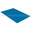 Arbeitsplatzmatte Ergomat Sticky Mat 46x114 cm 30 Blatt blau