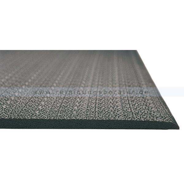Arbeitsplatzmatte Miltex Yoga Super® grau 0,91 x max.18.3 m Arbeitsplatzmatte mit antistatischen Eigenschaften 11014