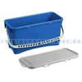 Arcora Kunststoffeimer Moppbox 20 L blau mit Deckel