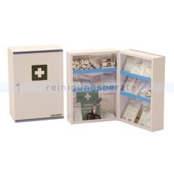 Arzneischrank Leina MEDISAN C mit Inhalt DIN 13157