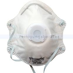 Atemschutzmaske Ampri Med Comfort Feinstaubmaske FFP 2 NR D