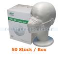 Atemschutzmaske FFP2 NR Sunbolun SBL902 weiß 50 Stück