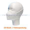 Atemschutzmaske FFP2NR Conscience weiß ohne Ventil 10 Stück