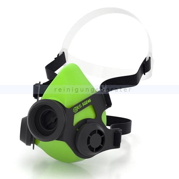Atemschutzmaske Halbmaske BLS SGE46 nach EN 140