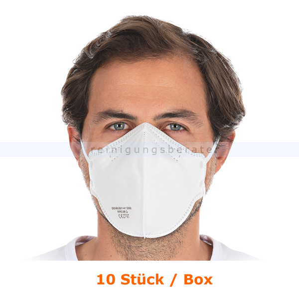 Atemschutzmaske Hygostar Super Protect FFP2NR 10 Stück