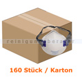 Atemschutzmaske Kimberly Clark Jackson Safety R10 FFP1 BLAU