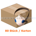 Atemschutzmaske Kimberly Clark Jackson Safety R10 FFP1 NR Blau