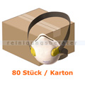 Atemschutzmaske Kimberly Clark Jackson Safety R20 FFP2 NRD Gelb