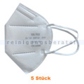 Atemschutzmaske SET FFP2 NR Sunbolun SBL902 weiß 5 Stück