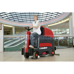 Aufsitz-Scheuersaugmaschine Cleanfix RA 800 Sauber