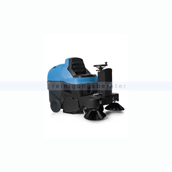 Fimap FS 800 B Aufsitzkehrmaschine mit 2 Seitenbürsten PPL Batterie-Kehrmaschine 105683