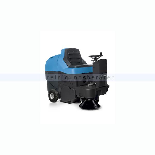 Fimap FS 800 H Aufsitzkehrmaschine Benzinmotor-Kehrmaschine mit einem Seitenbesen PPL 105686