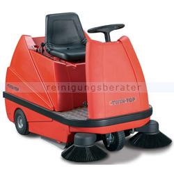 Aufsitzkehrmaschine Stolzenberg Twin Top TTE 1100 90 L