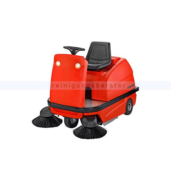 Aufsitzkehrmaschine Stolzenberg Twin Top TTE 1200