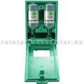 Augenspülstation Plum DUO in Wandbox mit 2x 1000 ml Flasche