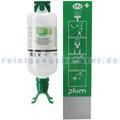 Augenspülstation Plum DUO mit 1 Flasche 1000 ml