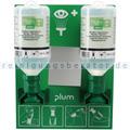 Augenspülstation Plum mit 2 x 500 ml Augenspüllösung