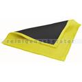Auto Poliertuch Nanex Tuch 30x30 cm gelb medium