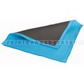 Auto Poliertuch Nanex Tuch 30x30 cm hellblau fein