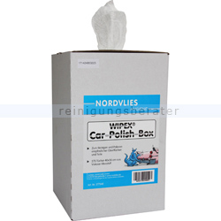 Auto Poliertuch Nordvlies WIPEX-SPEZIAL light Zupfbox