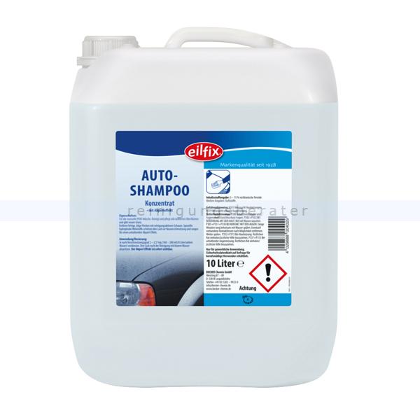 Autowaschmittel Eilfix Autoshampoo 10 L