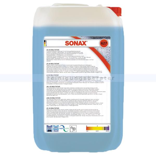 Autowaschmittel SONAX MULTISTAR 25 L