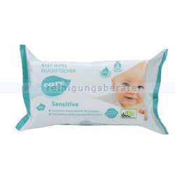 Babytücher, Feuchtücher Dr. Schumacher Care Zone Baby Wipes