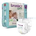 Babywindeln Abena BAMBO Nature Windeln 2-4 kg Größe 1