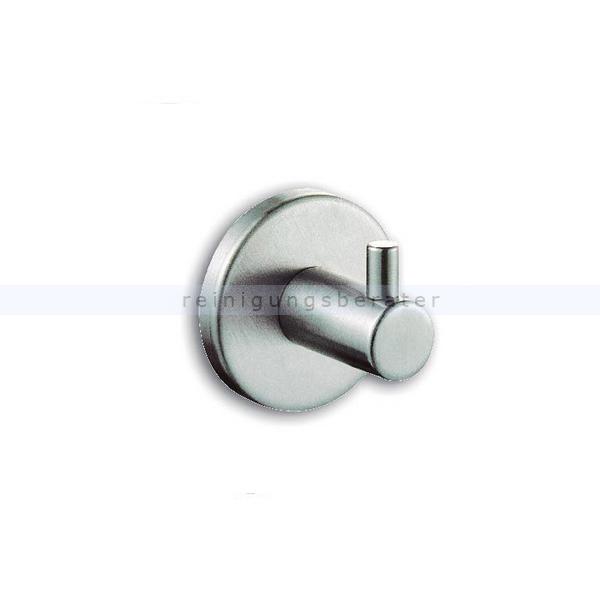 Badezimmer Aufhänger Simex Classic Edelstahl poliert zum Aufhängen von Handtüchern, zur Wandmontage 05024