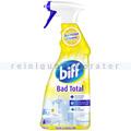 Badreiniger Biff Bad total Zitrus 750 ml