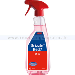 Badreiniger Buzil SP40 Drizzle red7 500 ml