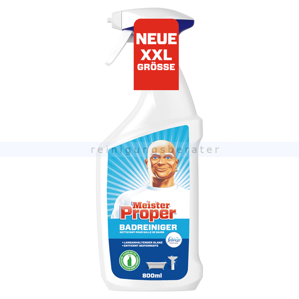 Badreiniger P&G Meister Proper Badspray 800 ml