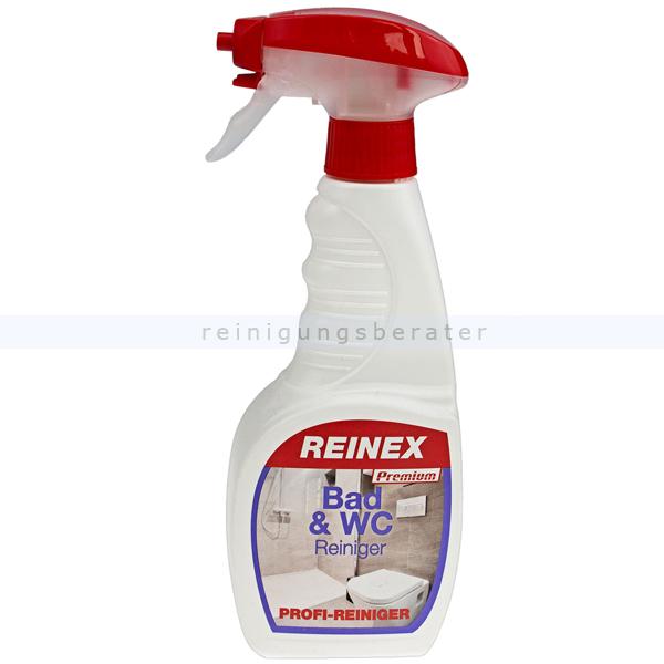 Badreiniger Reinex PREMIUM Bad & WC Reiniger 500 ml