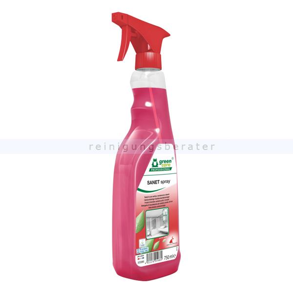 Badreiniger Tana SANET Kalklöser Spray 750 ml