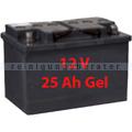 Batterie 12V 25Ah Gel