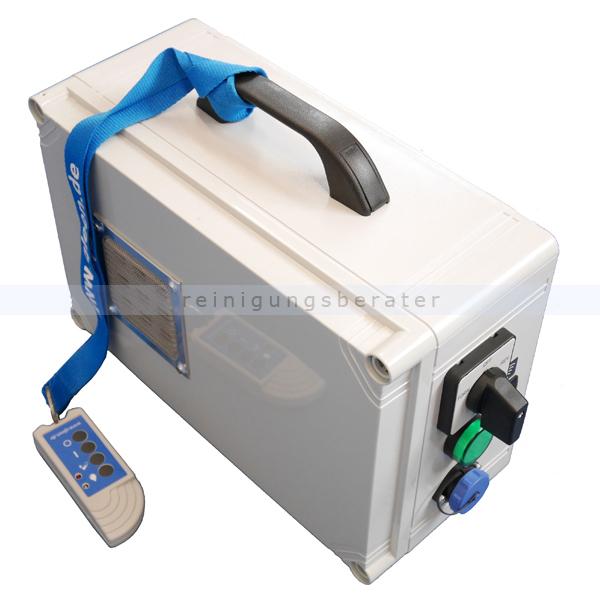 Batterie Lewi Tragbares Netzteil für ROTAQLEEN 12V / 24V
