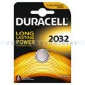 Batterien Duracell Knopfzelle DL/CR/BR 2032