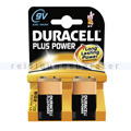 Batterien Duracell Plus Power 9 V MN1604/6LR61, K2